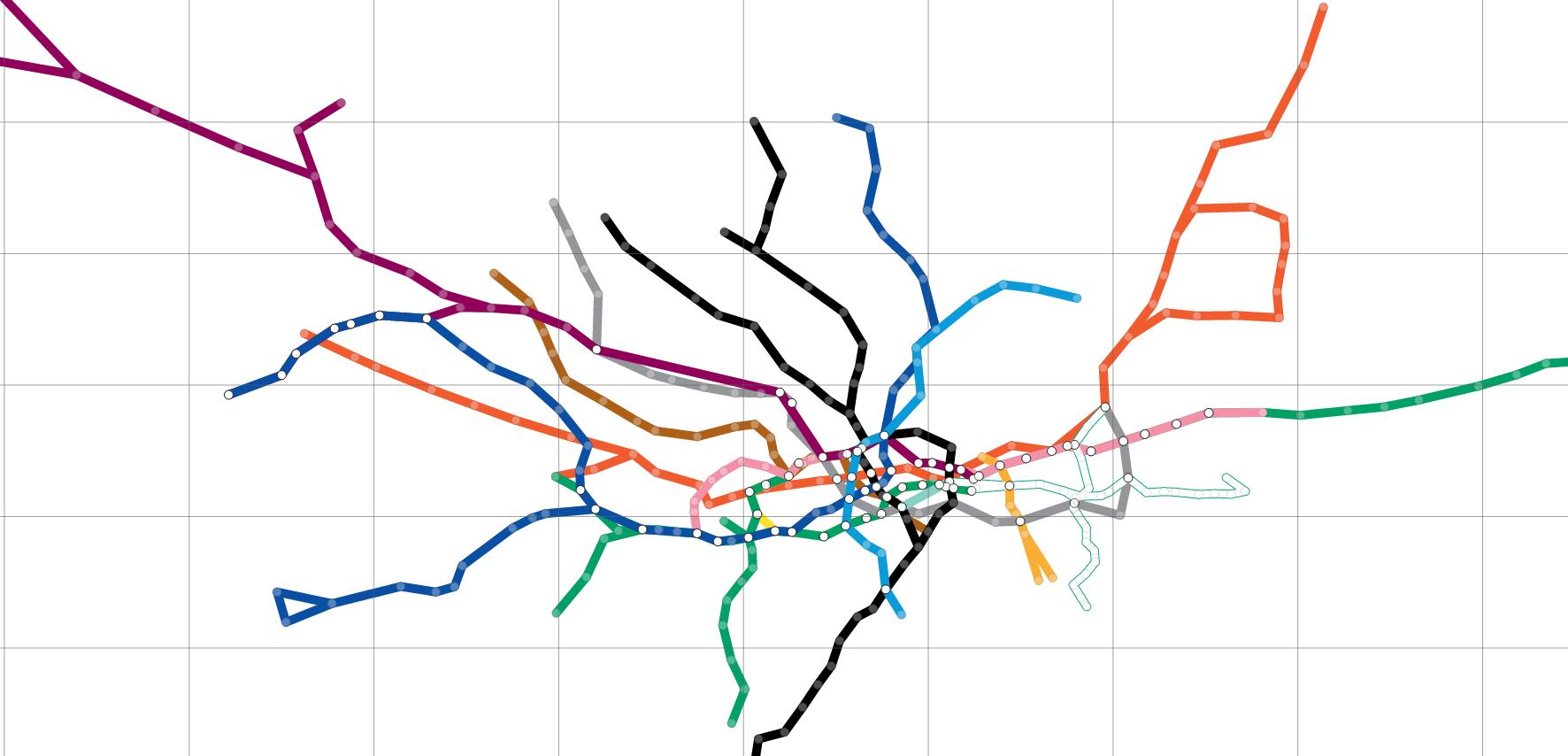 London tubemap