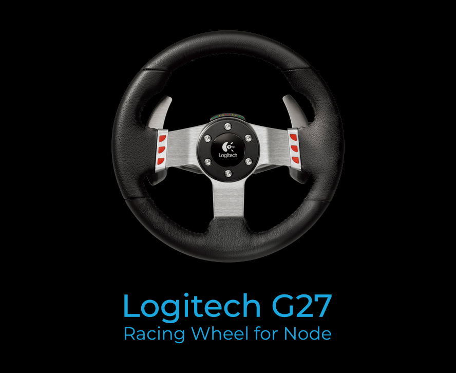 logitech-g27 - npm