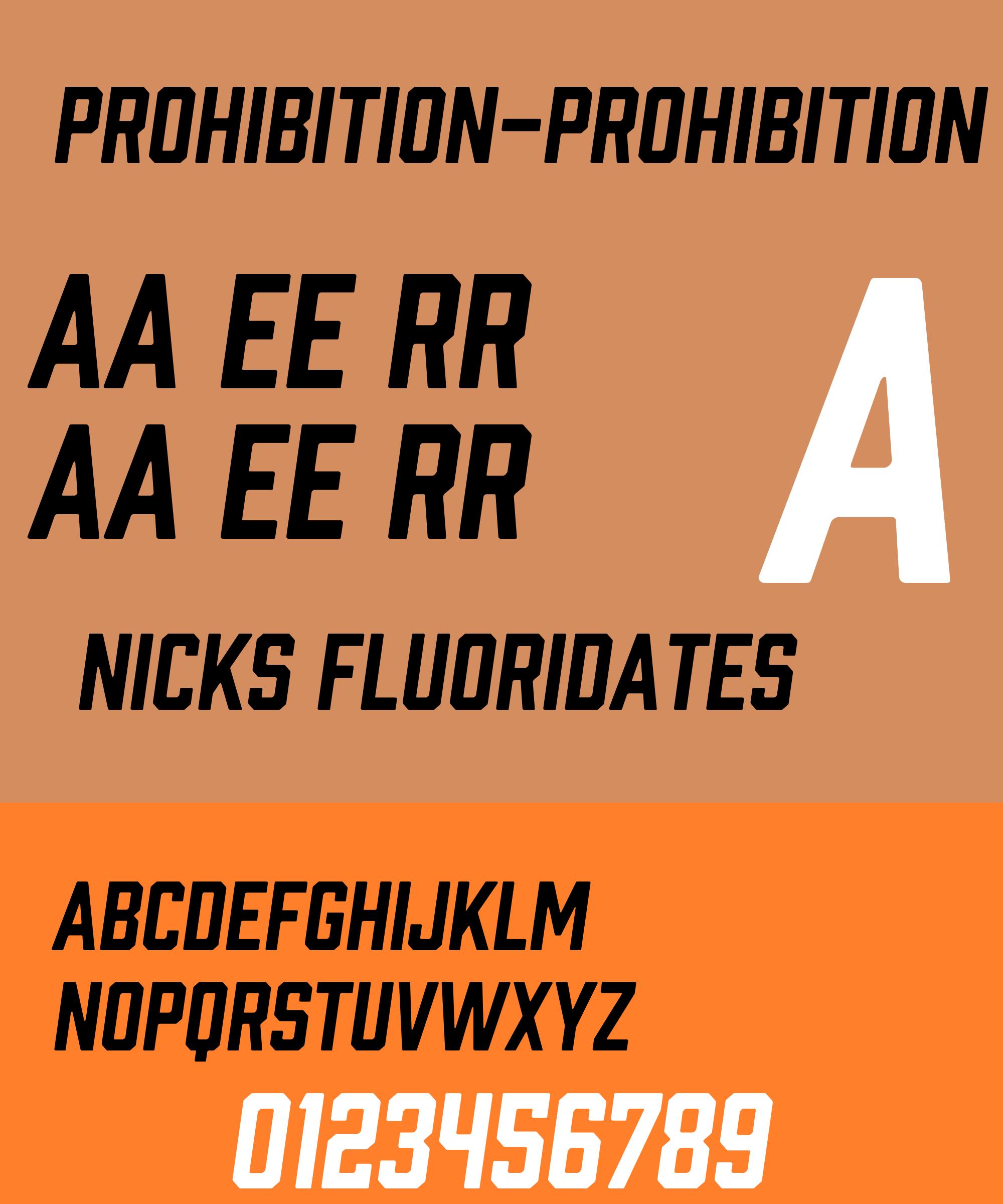 GitHub - nilesr/font-specimen-generator: Generates sample