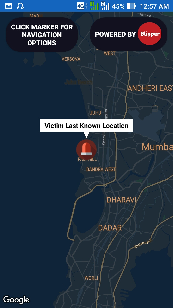 Emergencies Location