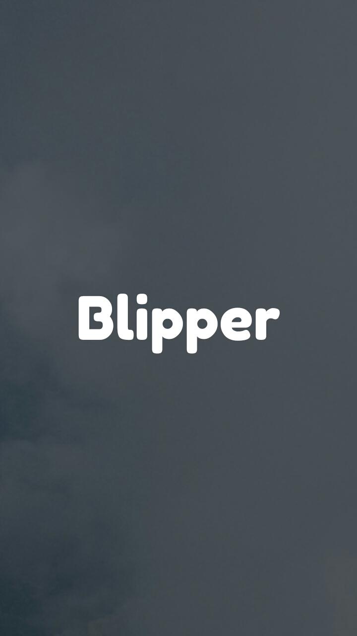 Blipper Cover Photo