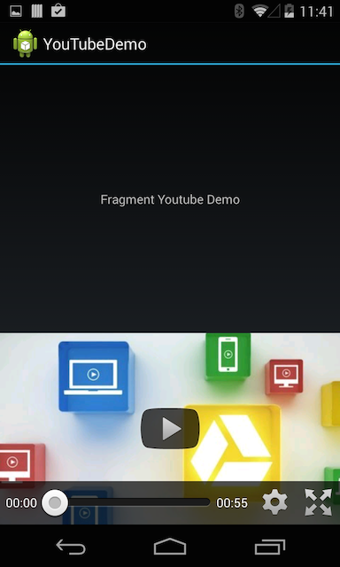 YouTubeAndroidPlayer/v1 0 at master · nishanil