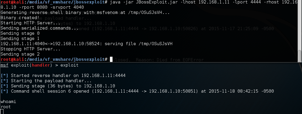 njfox / Java-Deserialization-Exploit Download