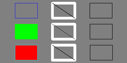 OpenCV draw function argument