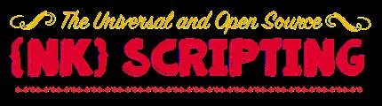 {NK} Scripting