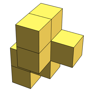8-cube polycube