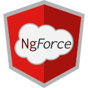 ngForce Logo