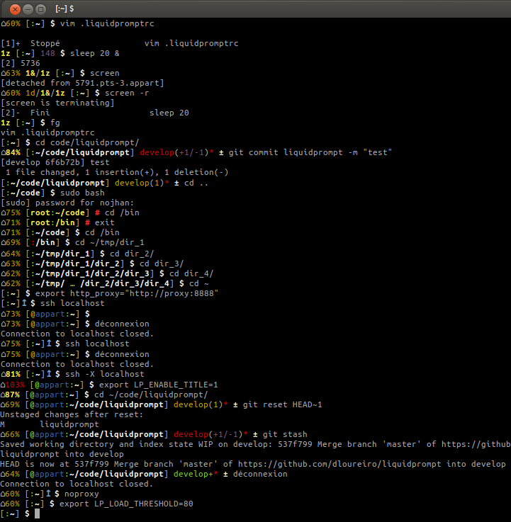 install oh my zsh termux