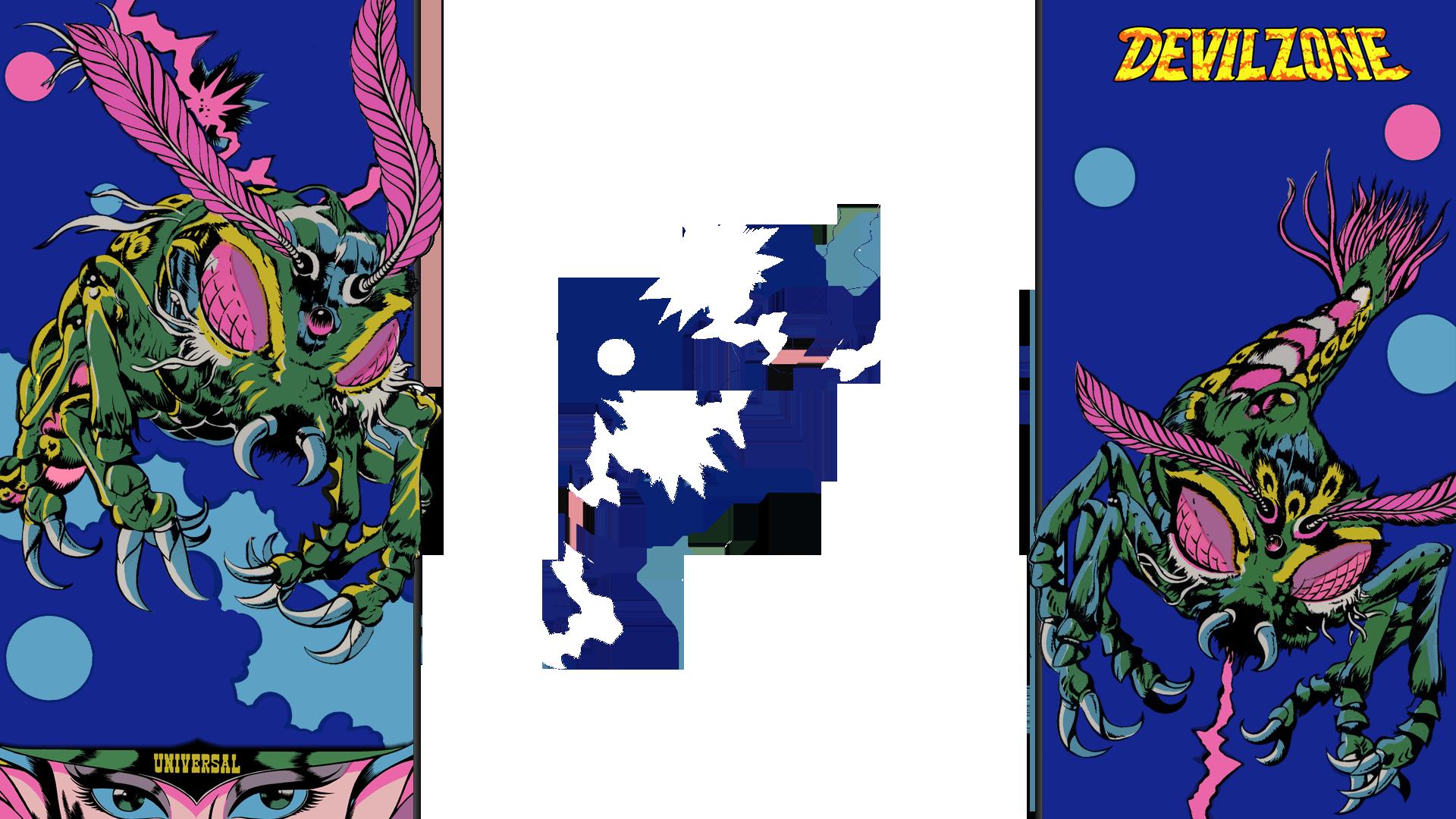 Devil Zone 1080p overlay