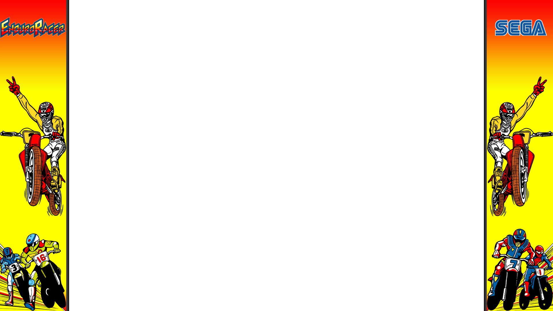 Enduro Racer 1080p overlay