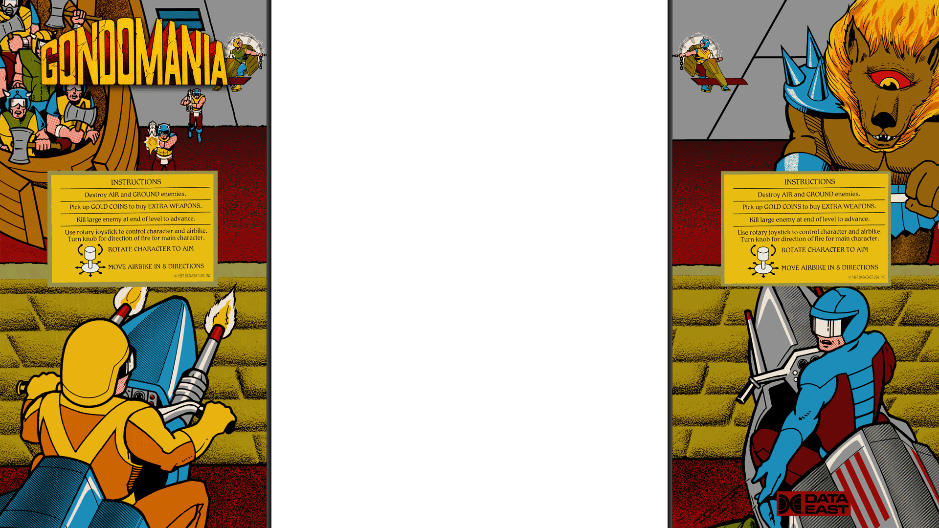Gondomania 1080p overlay