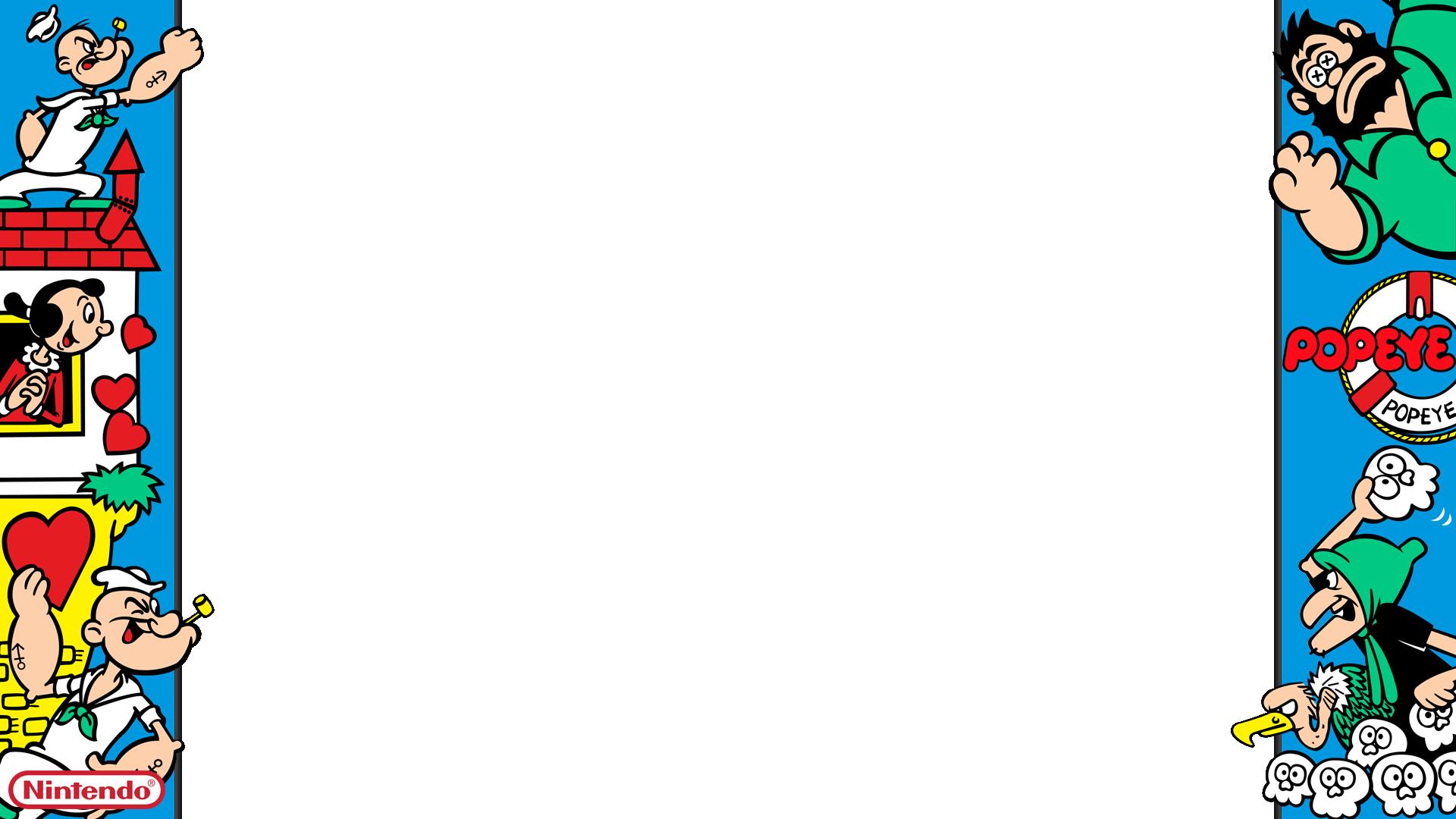 Popeye 1080p Overlay