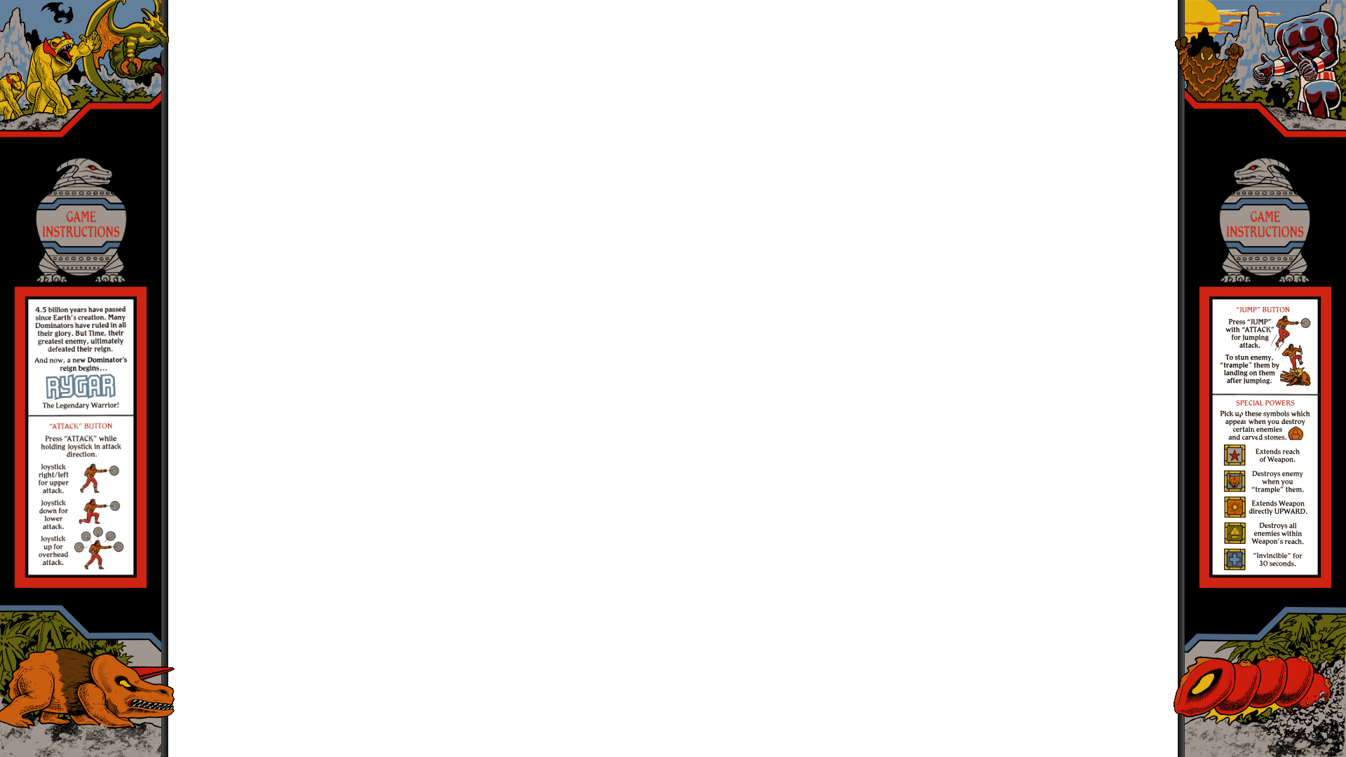 Rygar overlay