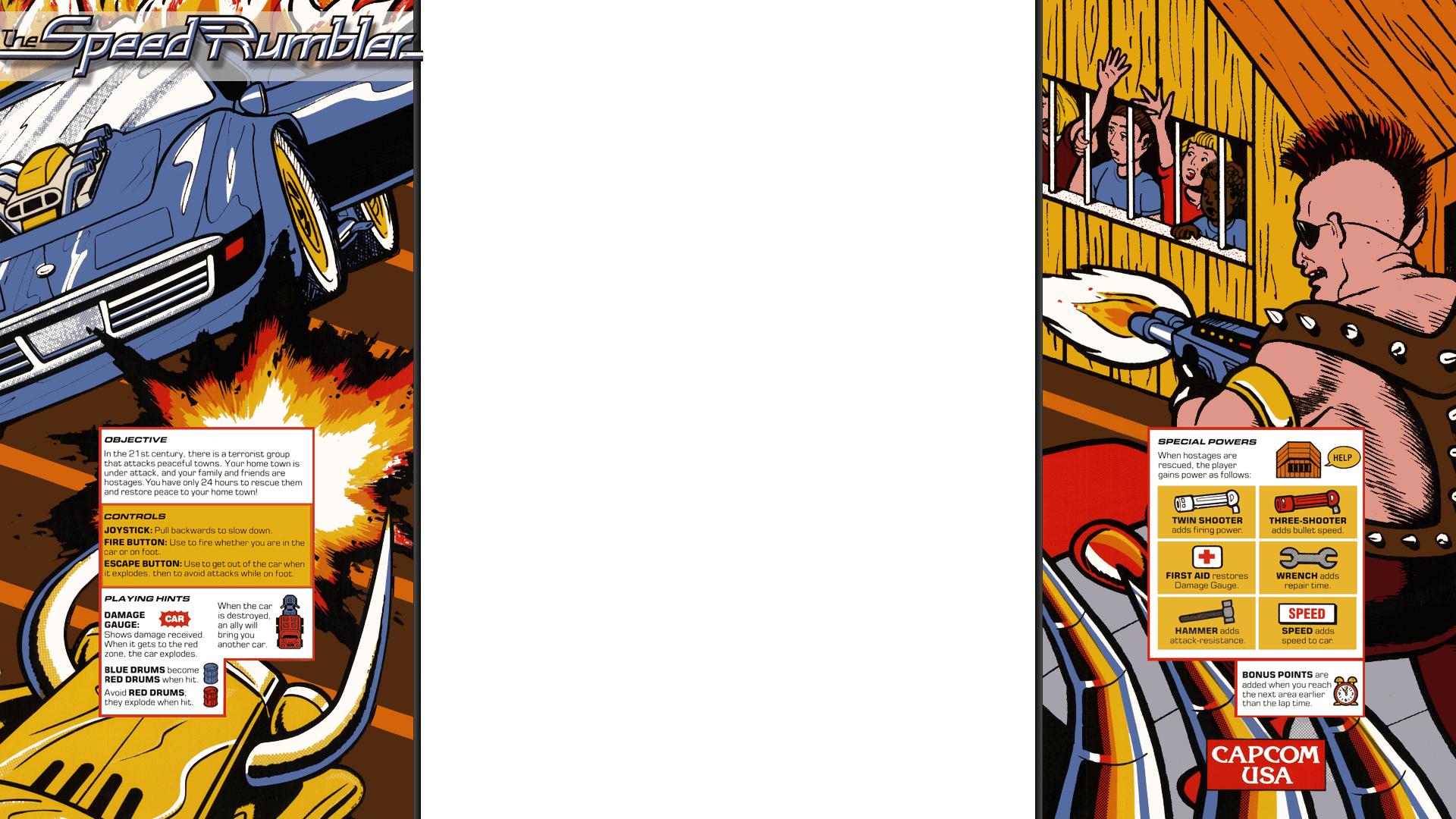 The Speed Rumbler 1080p overlay