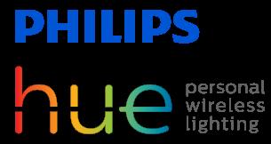 Image result for philips HUE LOGO