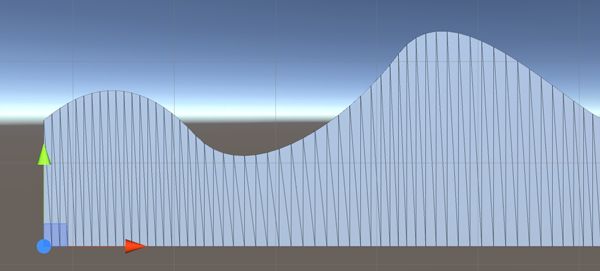Unity Curved Mesh Generator - UnityList