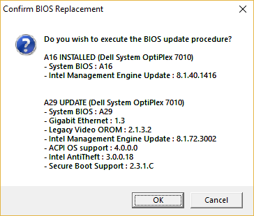 uefi update optiplex 7010