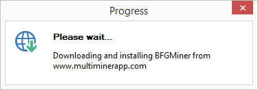 Downloading and Installing Cgminer
