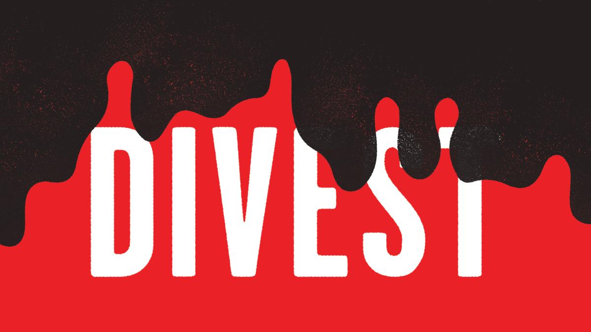 """Divestment"""