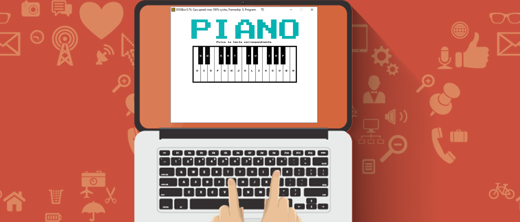 GitHub - obenm/Piano: Piano is a graphic C++ application to simulate