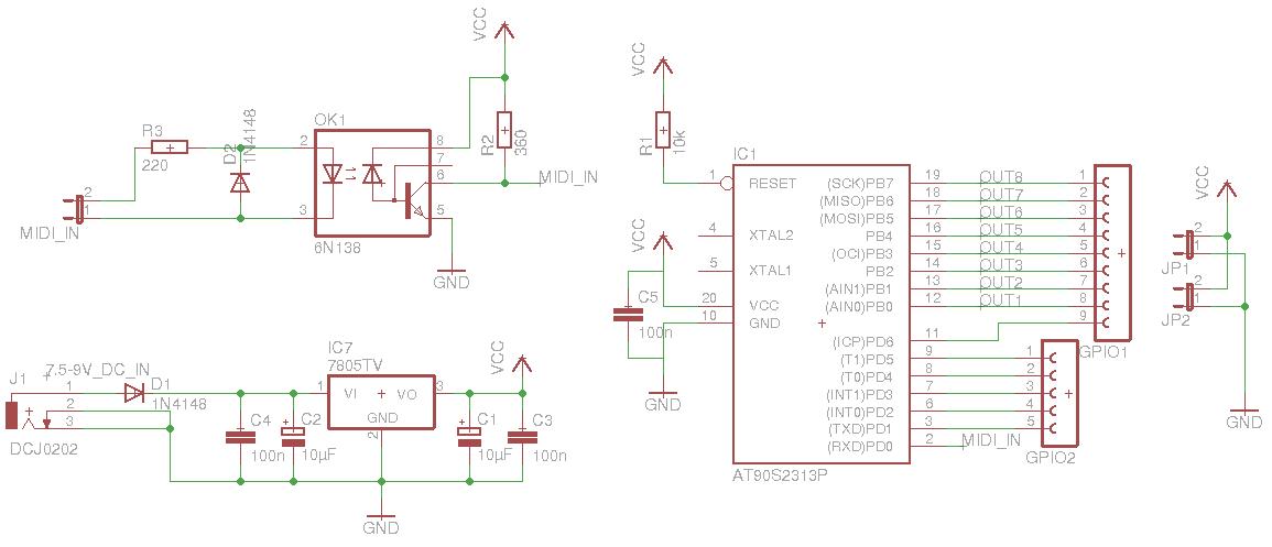 schematic picture