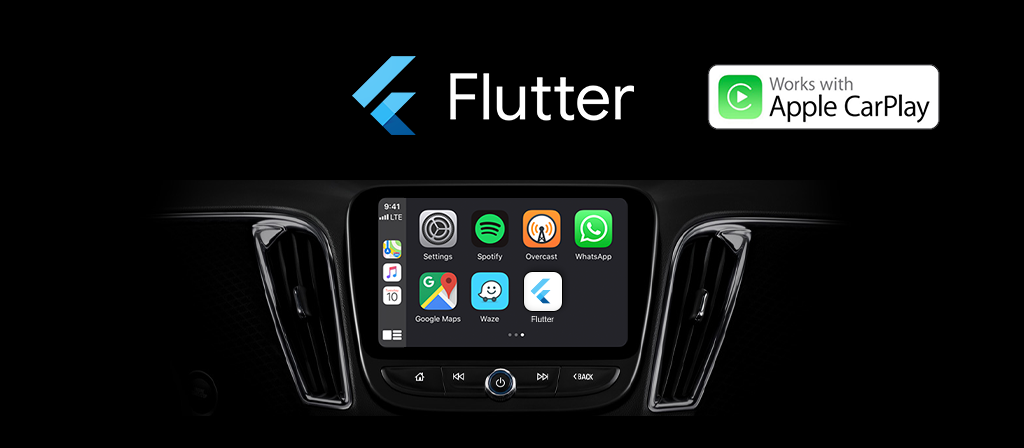 Flutter CarPlay