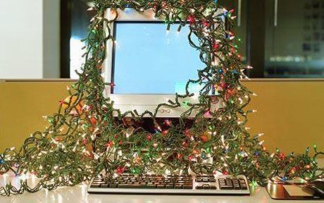 Holiday computer