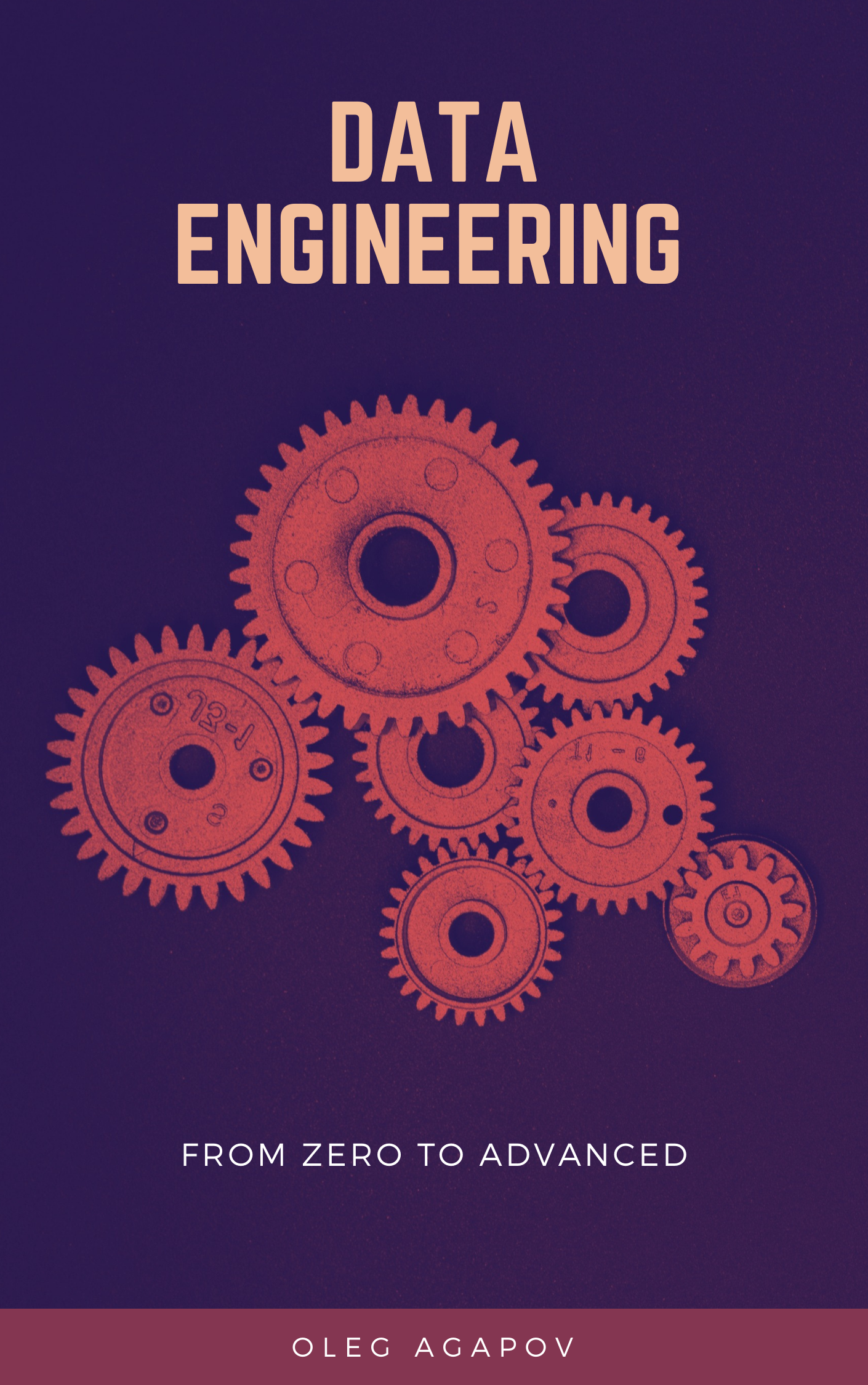 Data engineering book cover