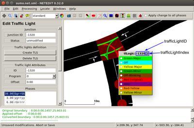 Webots documentation: SUMO Interface