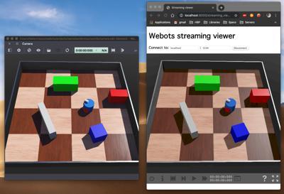 Webots Blog: Version R2019b Released