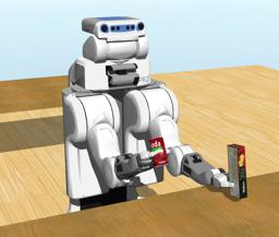 Webots documentation: Clearpath Robotics' PR2