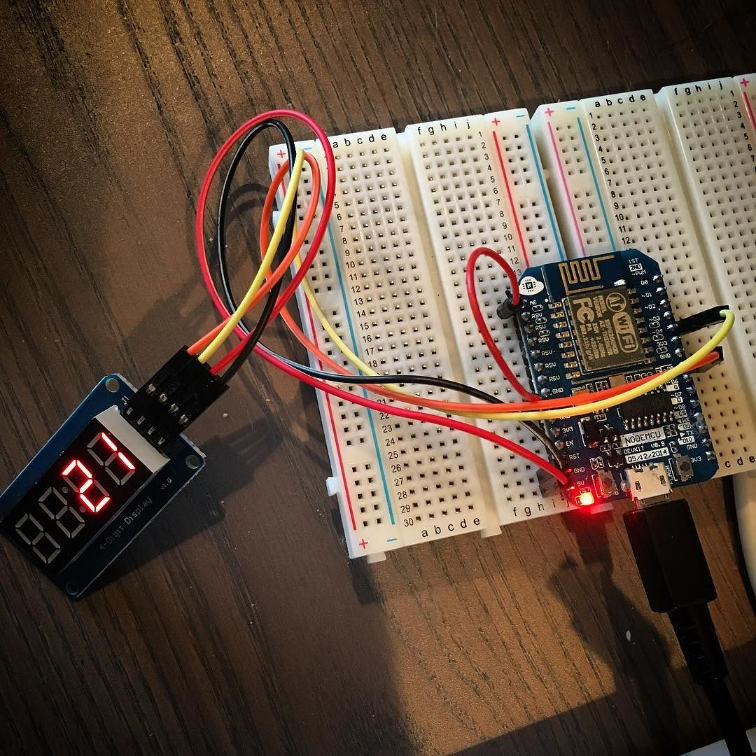 ESP8266 ioT Timer