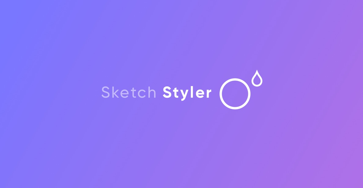 Sketch Styler logo