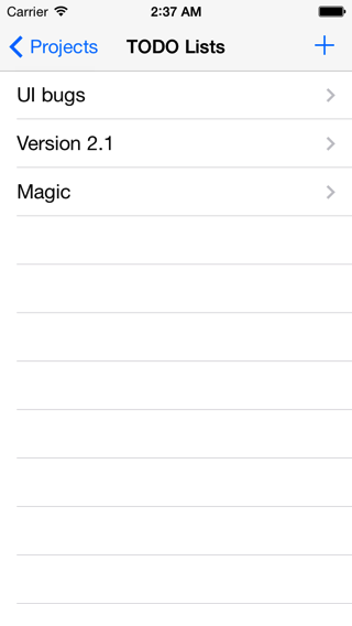 Basecamp Configuration Screenshot