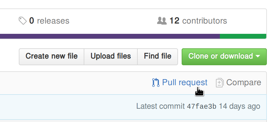 Pull request