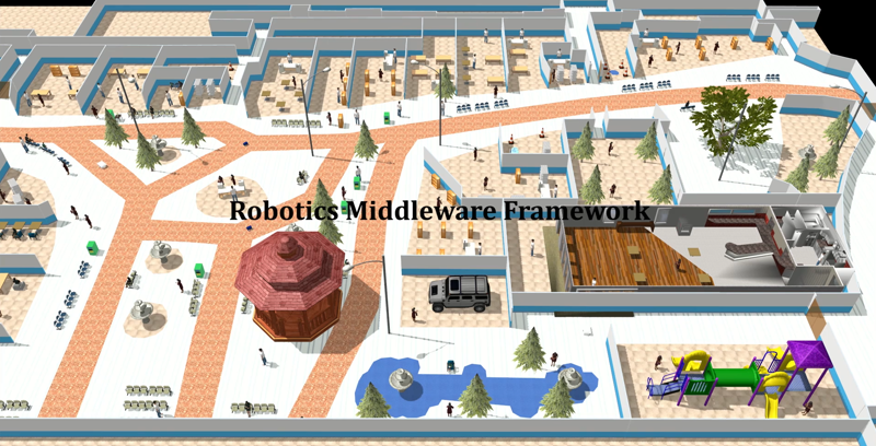 Robotics Middleware Framework