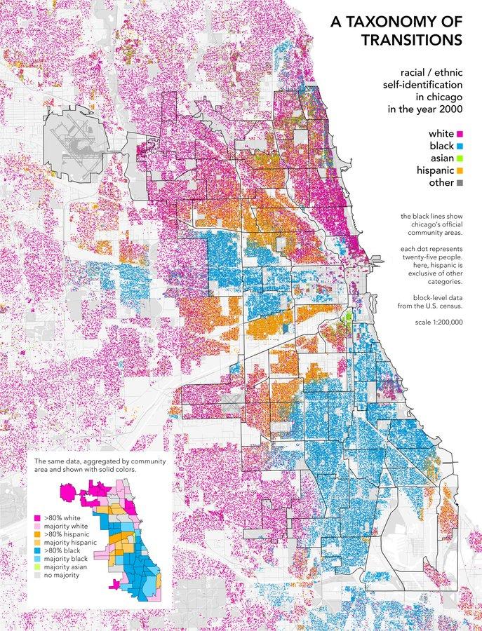 mappa a densità di punti