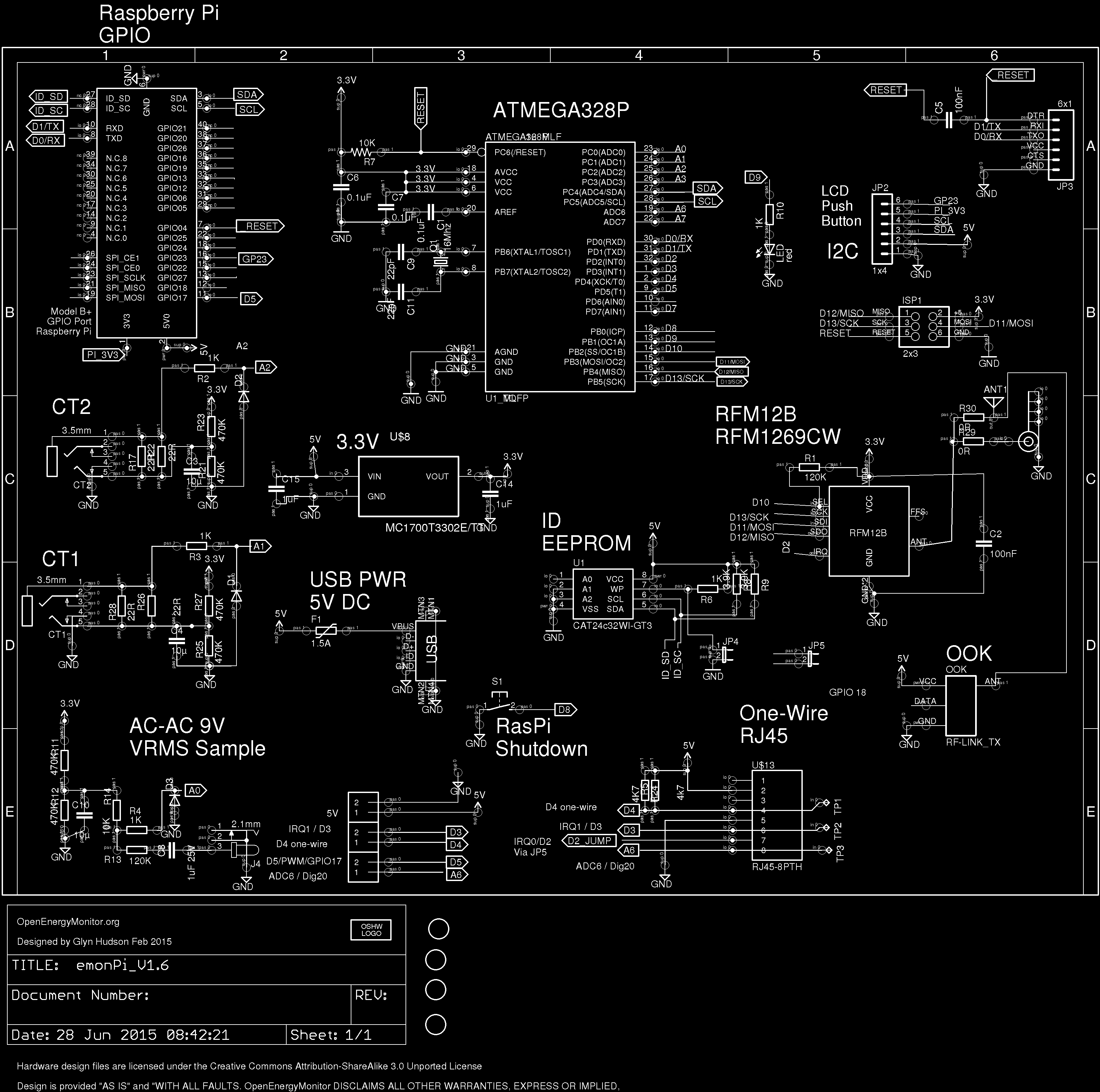 Problems recognising a temp sensor on emonPi - emonPi - Community