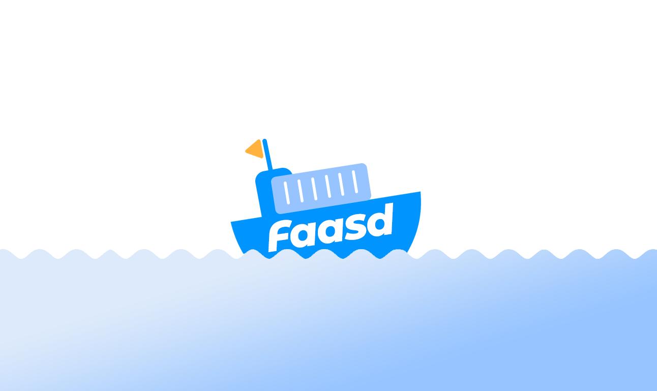 faasd logo