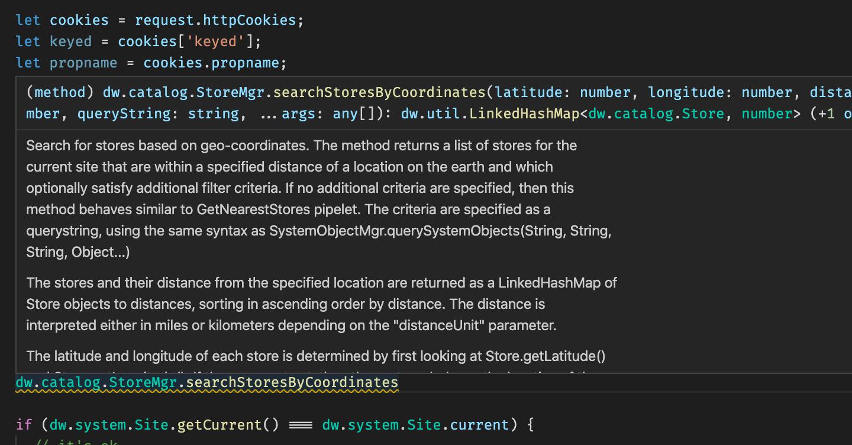 vscode example ofworking setup