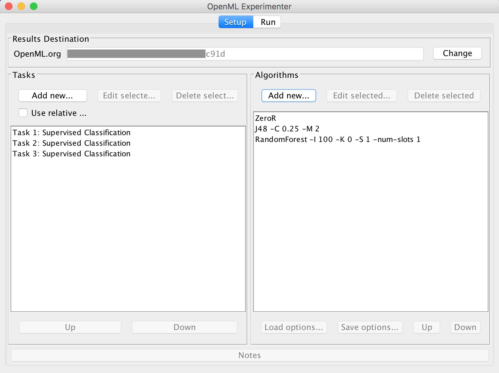 OpenML Experimenter
