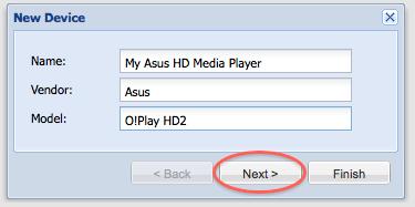 Asus O!Play - Step2