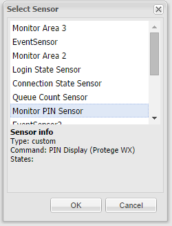 ICT Protege - Label_PIN_Sensor