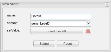 Level Slider