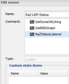 UDP - RaZUDPStatus