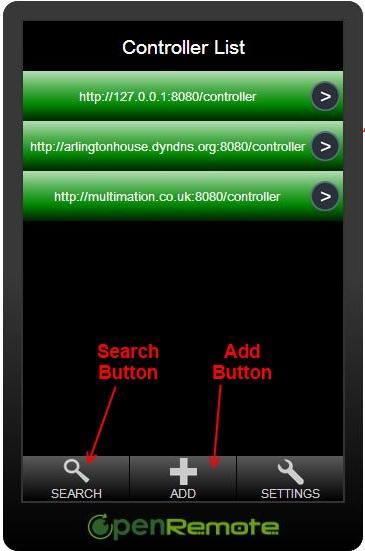 Add Controller Buttons