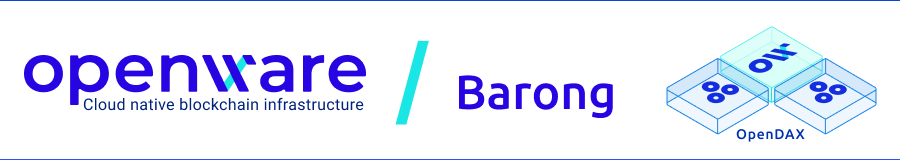 Cryptocurrency Exchange Platform - Barong