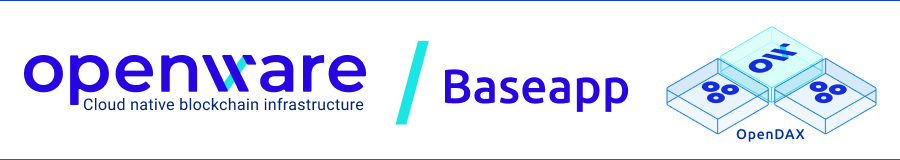 Cryptocurrency Exchange Platform - Baseapp