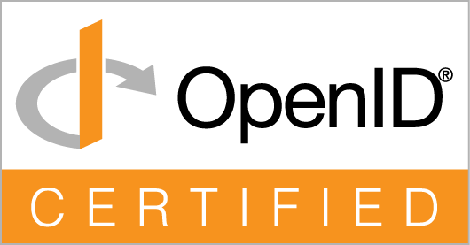 ORY Hydra is a certified OpenID Providier