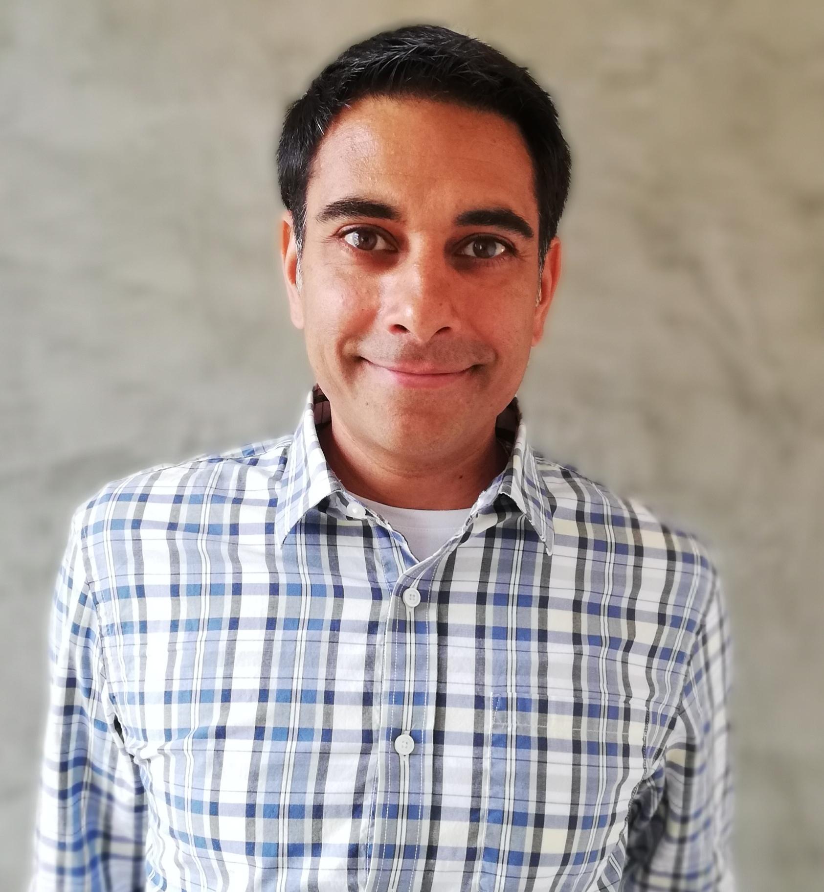 The photo of Ajay Seth